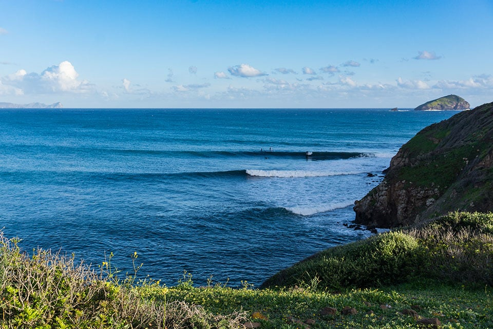 Surf en Sardaigne