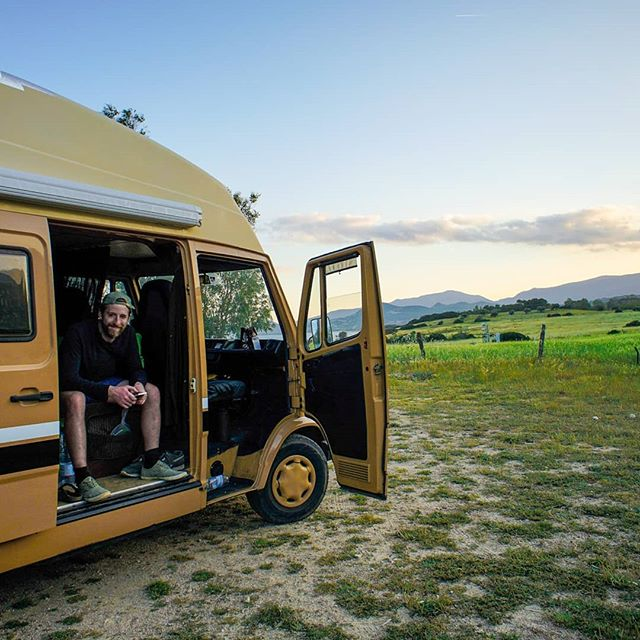 Campervan bookings | Giuseppe