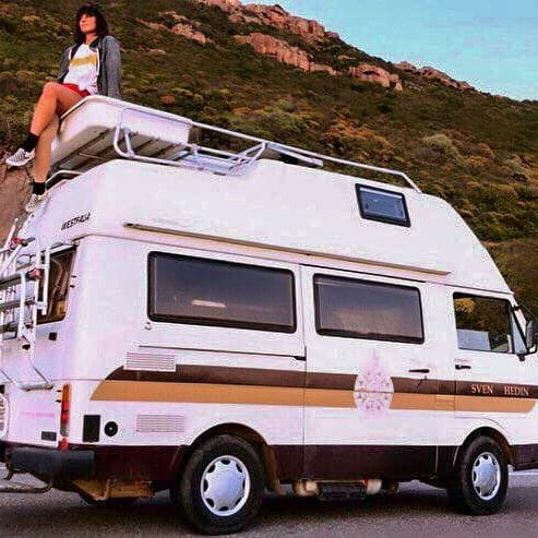 Campervan bookings | Emma