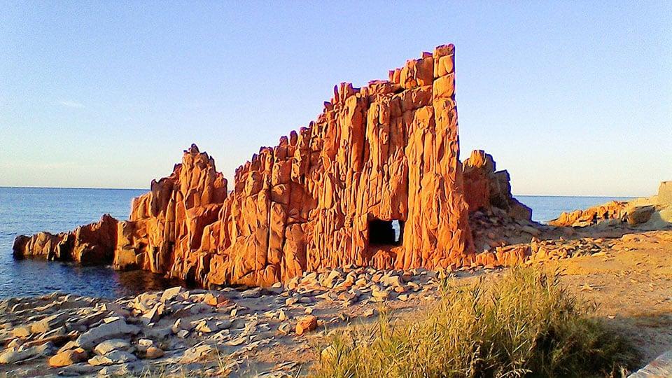 Arbatax rocce rosse