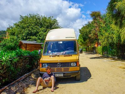 Weekend in Sardegna con Yep Campers